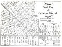 15 best denver historical maps images on denver