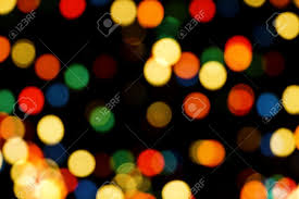Colored Christmas Lights by Multi Colored Christmas Tree Lights Bokeh Sparkling Background
