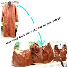 Upcycled Leather Bags - best 25 recycled leather ideas on pinterest diy bag refashion