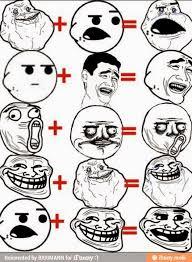 Different Meme Faces - the elemental creeper gang google