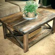 rustic coffee table with storage cheap rustic coffee table simplysami co