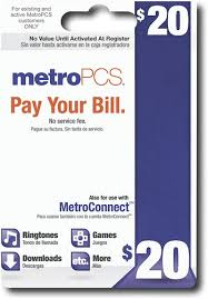 metro pcs prepaid card metropcs 20 pay your bill wireless card metro pcs best buy