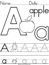 ideas about free printable abc worksheets for preschoolers easy