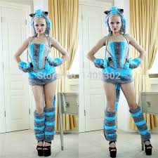 2015 new u0026hot halloween costume blue panda teddy bear