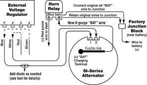 4 wire alternator wiring diagram annavernon readingrat net