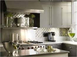 aluminum kitchen backsplash 71 best home style modern metallic images on