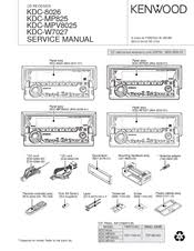 kenwood kdc mpv8025 manuals