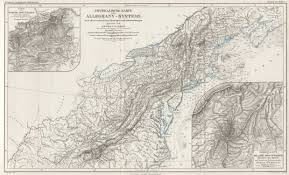 United States Map 1860 by 1860 U0027s Pennsylvania Maps