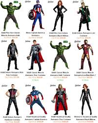 Nick Fury Halloween Costume Cheap Avengers Costumes
