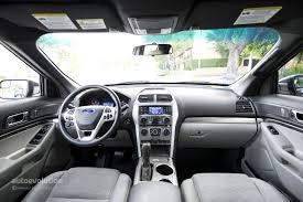 Ford Explorer Interior Dimensions - 2014 ford explorer pictures 2014 ford explorer 35 us news world