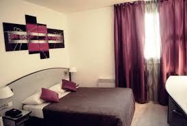 chambre prune chambre chocolat et prune photo de hotel le capricorne marmande