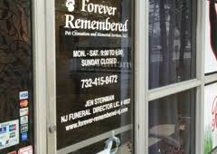 pet cremation nj forever remembered pet cremation 520 w veterans hwy jackson nj