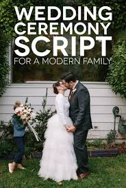 wedding quotes joining families a sle wedding ceremony script for a modern family a practical