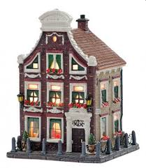 lichthaus dickensville elfsteden series cities houses porcelain