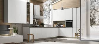 l shaped modern kitchen contemporary kitchen wooden l shaped infinity stosa cucine