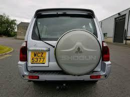facelift 2004 mitsubishi shogun 3 2 di d 4x4 elegance automatic 7