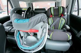 hyundai santa fe 3 child seats which cars fit three car seats 24 cars blue sky