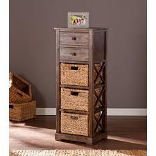 Storage Bookshelves With Baskets by Storage Shelves With Baskets Bins Drawers Cabinets Organizers