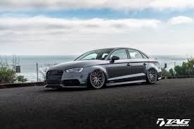 black audi tag blackout cosmetic package for audi s3