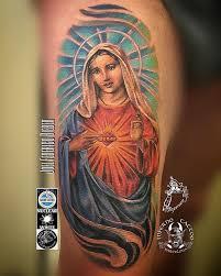 imagenes tatuajes de la virgen maria virgen maría
