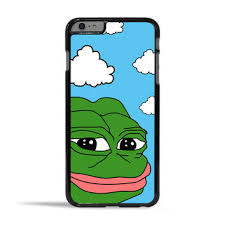 Iphone 6 Meme - frog meme case for apple iphone 6 plus from pm cases cases
