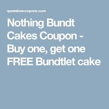 best 25 nothing bundt cakes coupon ideas on pinterest cake