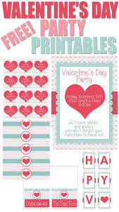 valentine u0027s day free printables how to nest for less