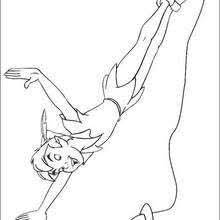peter pan coloring pages drawing kids videos kids