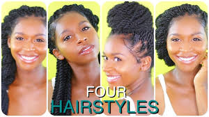 my go to senegalese twists hairstyles tutorial 4 hairstyles