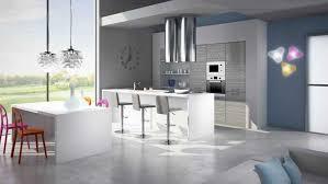hotte de cuisine centrale hotte de cuisine centrale 02bc000005313362 photo ilot central blanc