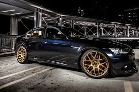 bmw e60 gold avant garde wheels bmw e60 5 series fitments your 1 source