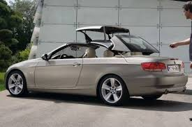bmw 320ci convertible used 2007 bmw 3 series convertible pricing for sale edmunds
