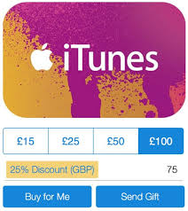 gift card offers paypal offers 25 itunes gift cards in the uk mac rumors