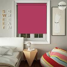 Light Pink Blinds Buy Banlight Fuschia Pink Roller Blinds Great Value