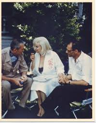 the misfits photos from behind the scenes the marilyn monroe