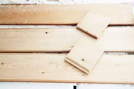 Small Wooden Boxes For Centerpieces by Diy Weathered Wood Box Maison De Pax