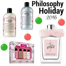 philosophy 2016 gift sets and shower gels musings of a muse