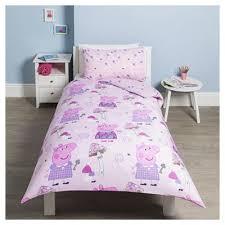 Peppa Pig Bed Set by Buy Peppa Pig Woodland Single Duvet Set From Our Children U0027s Duvet