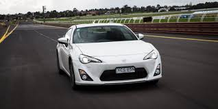 86 Gts Review 2017 Toyota 86 Unveiled More Power And Revised Exterior For Rear