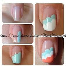simple nail art tutorial pictureshow to paint simple cute nail art