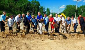 morris plains breaks ground for affordable housing morris