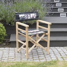 fauteuil realisateur fauteuil réalisateur personnalisé impression de qualité
