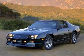 best year for camaro the iroc z is your best investment for a camaro bloomberg