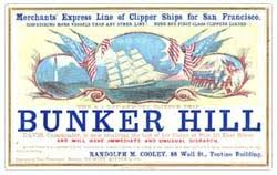 clipper ship cards american antiquarian society