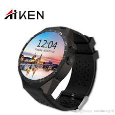 smartwatch android kw88 phone bluetooth android 5 1 smartwatch mt6580 3g
