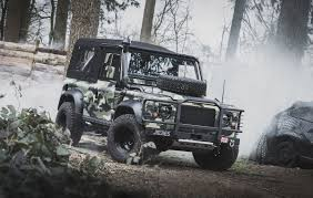 land rover military defender the tweaked land rover military edition u2013 lumberjac
