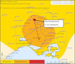bureau of metereology bureau of meteorology issues actual tornado warning for melbourne