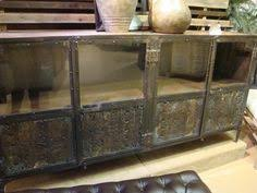 hyderabad reclaimed wood and metal buffet india overstock