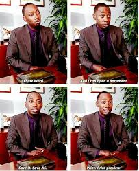 New Girl Memes - when winston nailed his job interview job interviews girls and tvs