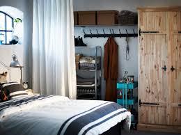 Ikea Schlafzimmer Raumteiler Hyllis Regal Aus Verzinktem Stahl Und Fjell Kleiderschrank Mit 2